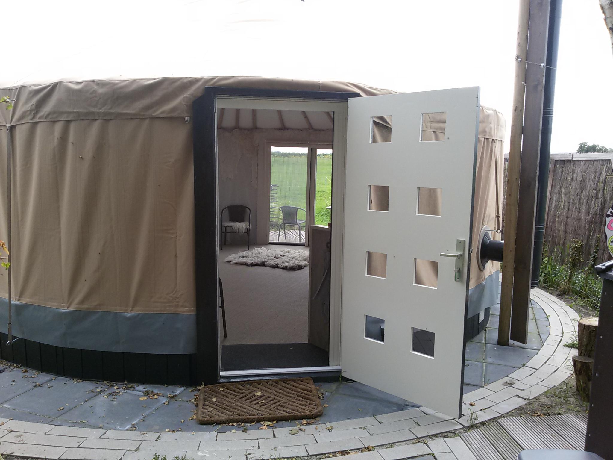 Tiny's Tent